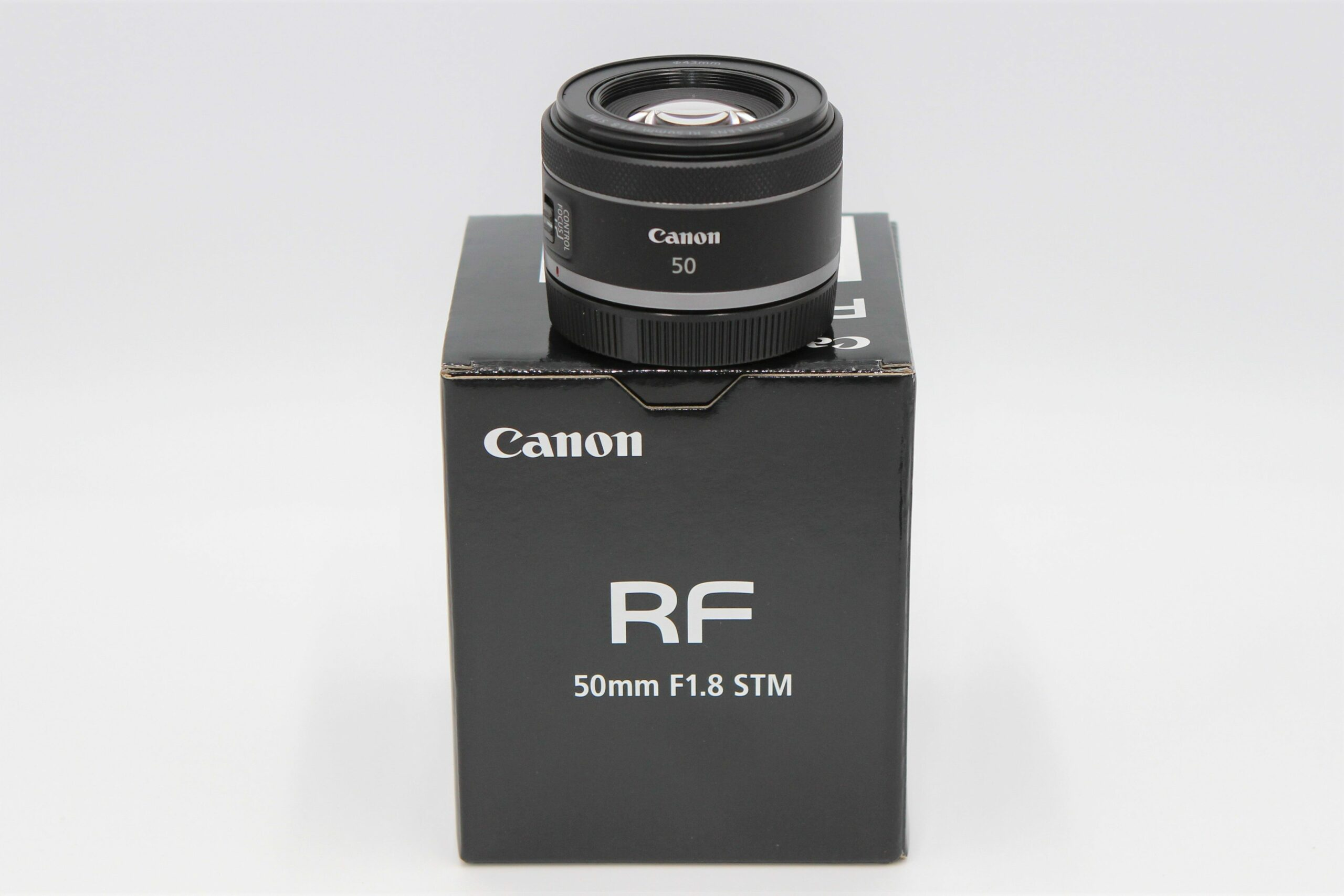 Used - Canon RF 50mm f1.8 STM Lens