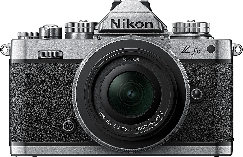 Nikon Z fc Mirrorless Camera with 16-50mm Lens