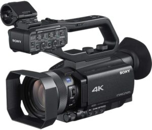 Sony HXR-NX80 Compact 4K Camcorder