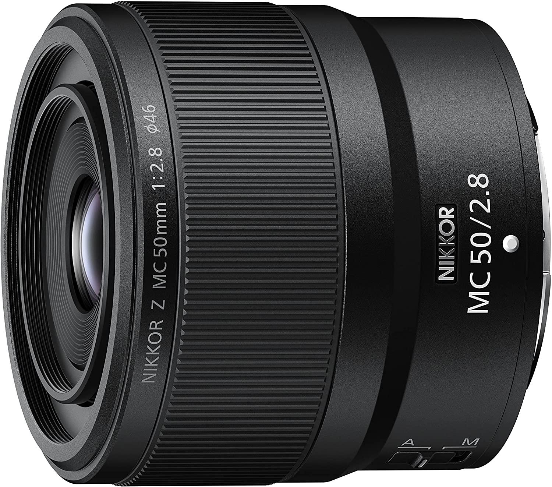 Nikon NIKKOR Z MC 50mm f/2.8 Macro Lens