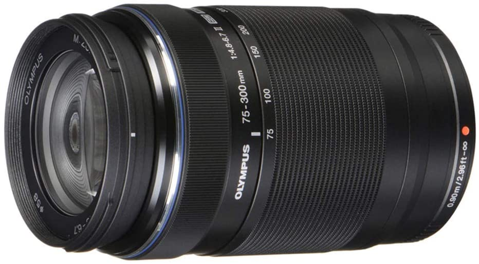 Olympus M.Zuiko ED 75-300mm f/4.8-6.7 II Lens