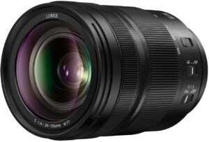 Panasonic Lumix S 24-105mm f/4 Macro OIS Lens