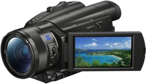 Sony FDR-AX700 Compact 4K HDR Camcorder